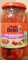 Uncle Bens Édes Savanyú Mártás Fokhagymával (400g)