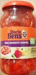 Uncle Bens Édes Savanyú Mártás (400g)