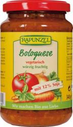 RAPUNZEL Vegetáriánus Bolognai Szósz (340g)