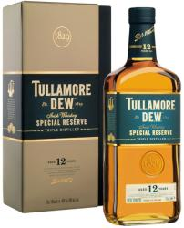 Tullamore D.E.W. 12 Years Special Reserve Whiskey 0,7L 40%