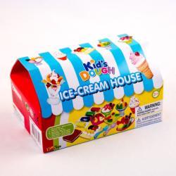 Kid's Toys Jégkrém gyurmakészlet, 8 db-os