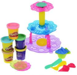 Hasbro Play-Doh: Mini Torta torony gyurmakészlet