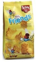 Schär Gluténmentes Milly Friends Keksz (125g)
