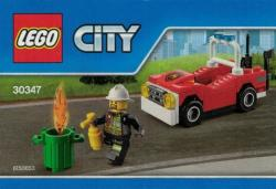 LEGO City - Tűzoltókocsi (30347)