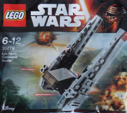 LEGO Star Wars - Kylo Ren parancsnoki sikló (30279)
