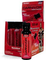 MuscleMeds Carnivor Liquid Protein (118ml)