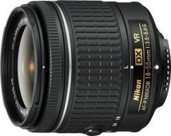 Nikon AF-P DX Nikkor 18-55mm f/3.5-5.6G VR (JAA826DA)