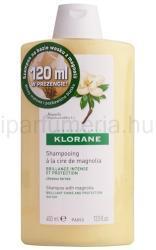 Klorane Magnolia sampon a magas fényért (Shampoo with Magnolia) 400ml