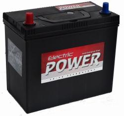 Electric Power 60Ah 500A Bal+ Japán
