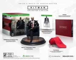 Square Enix Hitman 2016 [Collector's Edition] (Xbox One)