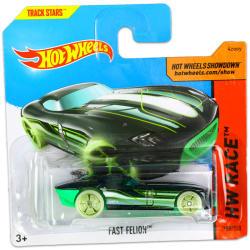 Mattel Hot Wheels - Race - Fast Felion