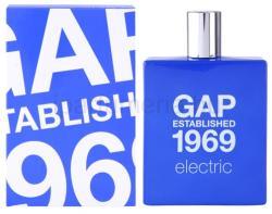 GAP Established 1969 Electric EDT 100ml