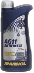 MANNOL AG11 Longterm Antifreeze (-75°C, 1l)