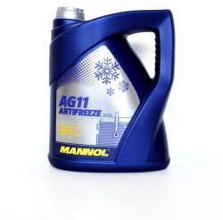 MANNOL AG11 Longterm Antifreeze (-75°C, 5l)