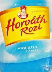 Horváth Rozi Étkezési Zselatin (20g)