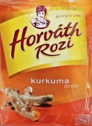 Horváth Rozi Őrölt Kurkuma (15g)