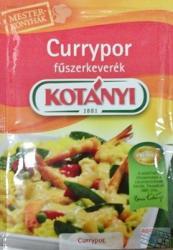 KOTÁNYI Currypor (27g)