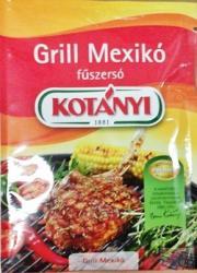 KOTÁNYI Grill Mexikó Fűszersó (30g)