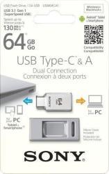 Sony Microvault Type-C 64GB USM64CA1