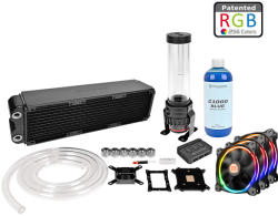 Thermaltake Pacific RL360 RGB Water Cooling Kit (CL-W113-CA12SW-A)