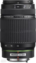 Pentax SMC PENTAX DA 55-300mm f/4-5.8 ED (21720)