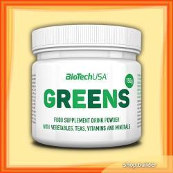 BioTechUSA Greens (150g)