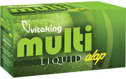 Vitaking Multi Liquid Alap (30db)