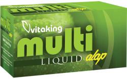 Vitaking Multi Liquid Alap (30db)