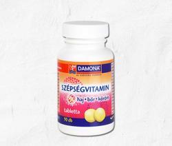 Damona Szépségvitamin (Haj-bőr-köröm) tabletta - 90 db