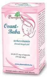 Pharmaforte Ovant-Baba Terhesvitamin (60db)