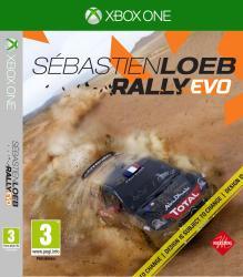Milestone Sébastien Loeb Rally EVO (Xbox One)