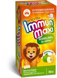 Bioextra Immun Maxi Zöldalmás Rágótabletta (60db)