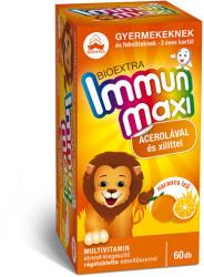 Bioextra Immun Maxi Narancsos Rágótabletta (60db)