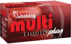 Vitaking Multi Liquid Plusz Kapszula (30db)