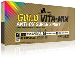 Olimp Sport Nutrition Gold Vita-min Anti-ox Super Sport Kapszula (60db)