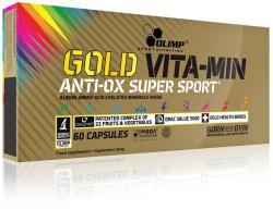 Olimp Sport Nutrition Gold Vita-min Anti-ox Super Sport Kapszula (60db)