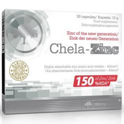 Olimp Labs Chela-Zinc kapszula - 30 db
