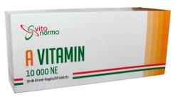 Vitanorma A-vitamin 10000 NE tabletta - 30 db