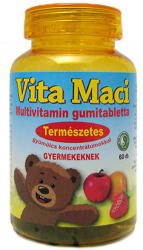 Dr. Chen Vita Maci Multivitamin Gumitabletta (60db)
