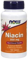 NOW Niacin Tabletta (100db)