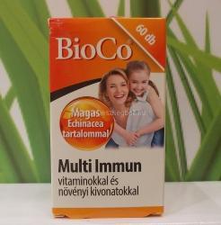 BioCo Multi Immun Tabletta (60db)