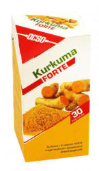 OCSO Kurkuma E-vitamin Forte Kapszula (30db)