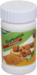 OCSO Kurkuma E-Vitamin Kapszula (90db)