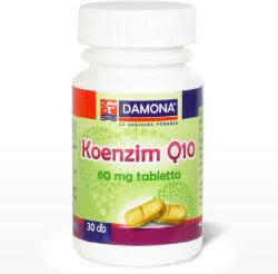 Damona Koenzim Q10 tabletta (30db)