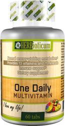 HERBioticum One Daily Multivitamin Tabletta (60db)