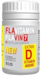 Flavin 7 Flavitamin Extra D-Vitamin (60db)