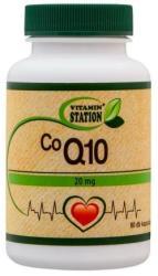 Vitamin Station Q10 Koenzim Kapszula (90db)