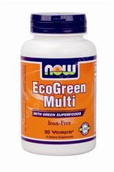 NOW EcoGreen Multi (90db)