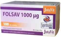 Jutavit Folsav Tabletta (100db)