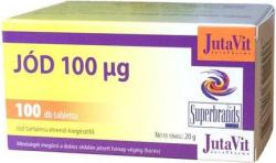 Jutavit Jód Tabletta (100db)